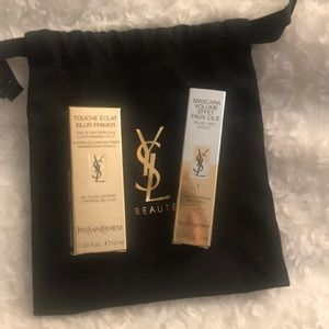 ⭐️5 for $20! 🔥 YSL beauté mascara and primer mini